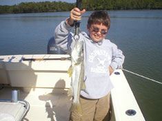 Snook, Marco Island fishing with family and friends.