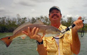 Marco Island Charter Fishing Boat Captain Michael Van Jones